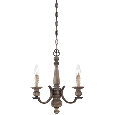 Minka Lavery Regents Row 3 Light Mini Chandelier