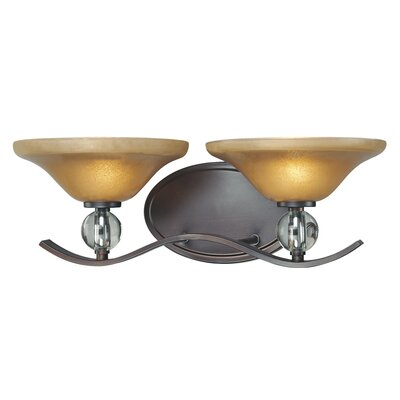 Minka Lavery Grahmton 2 Light Vanity Light