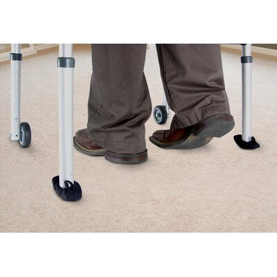 Jobar International Walker Glides (Set of 2)