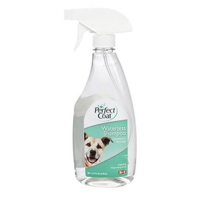 8 in 1 Pet Products Perfect Coat Waterless Shampoo Trigger Spray (17.5 oz.)