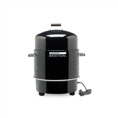 Smoke 'N Grill Electric Smoker & Grill