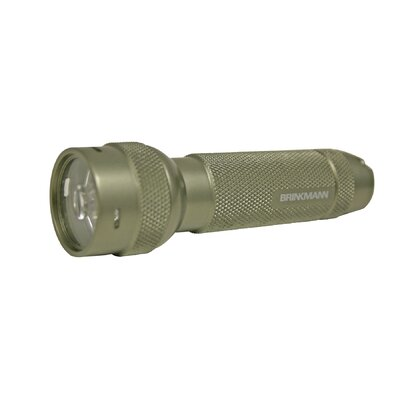 9 LED/3AAA Aluminum Flashlight with Holster
