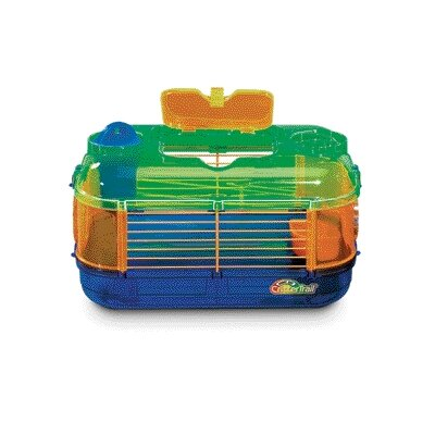 Super Pet Crittertrail Mini Carry and Connect Cage