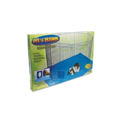 Super Pet Small Animal Playpen