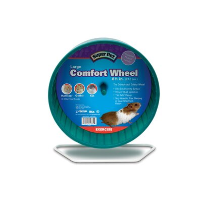 Super Pet Large Comfort Exercise Hamster Wheel