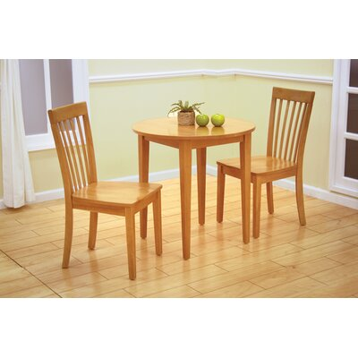 InRoom Designs 3 Piece Dining  Set