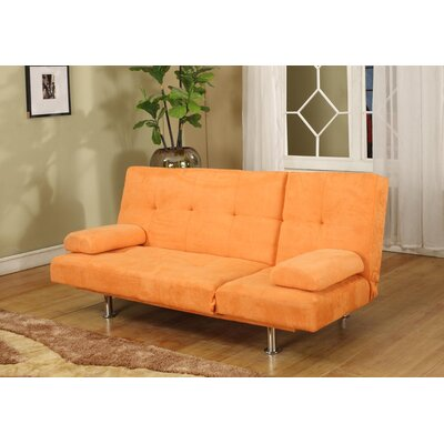 Inroom Designs Klik Klak Convertible Sofa Reviews Wayfair