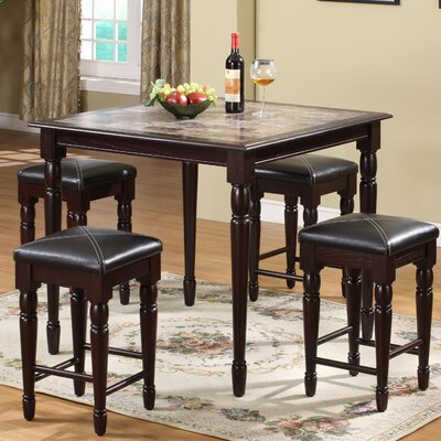 InRoom Designs Pub Table Set