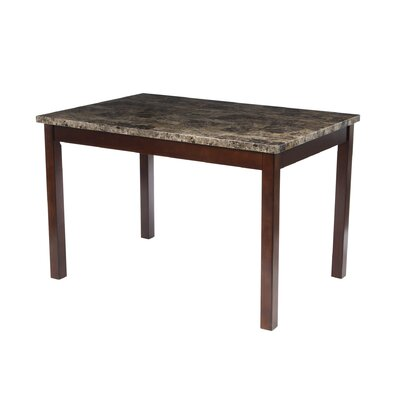 InRoom Designs Wrap Edge Dining Table