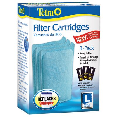 Tetra 3 Count Replacement Filter Cartridges