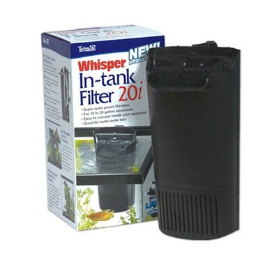 Tetra Whisper Power Filter - 10-20 Gallon
