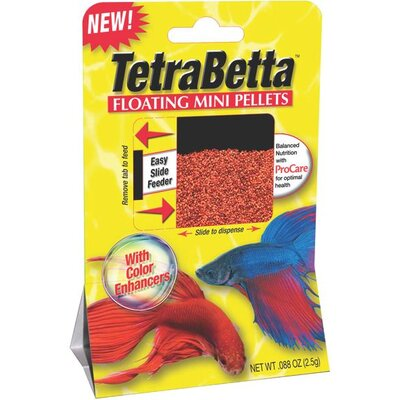 Tetra Mini Pellets Betta Food