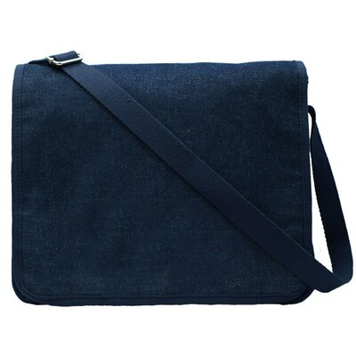 Princess Linens Doodlebugz Crayola Messenger Bag in Denim