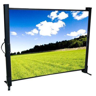 Recordex MicroLite Portable Screen Video (4:3) Format