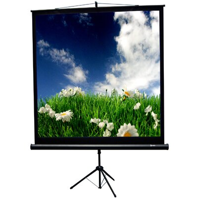Recordex Matte White Portable Projection Screen