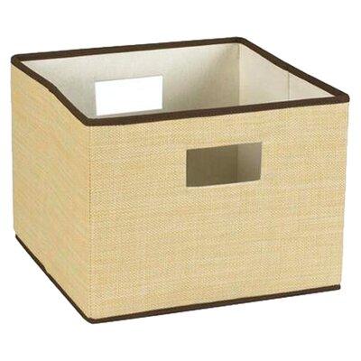 Resin Weave Storage Bin