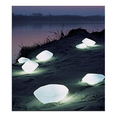 "Oluce Stones 5.9"" Outdoor Lamp"