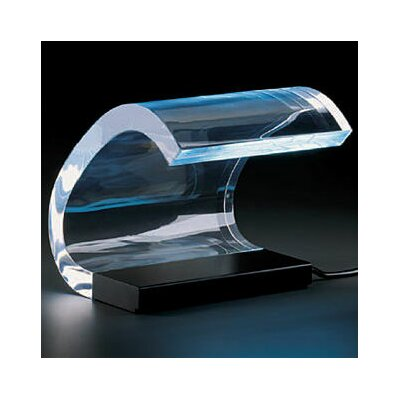 "Oluce Colombo 9"" H Table Lamp"