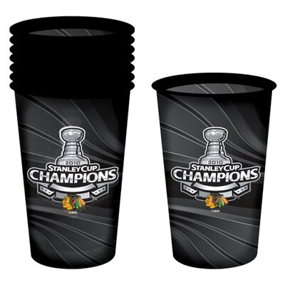 Boelter NHL 2010 Stanley Cup Champs (4 Pack) - Chicago Blackhawks