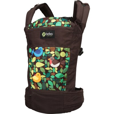 Boba Carriers Tweet Print Baby Carrier