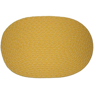 International Textile Manufacturing Sunsplash Yellow Rug