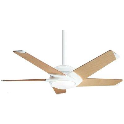 "Casablanca Fan 54"" Stealth 5 Blade Ceiling Fan with Wall Control"