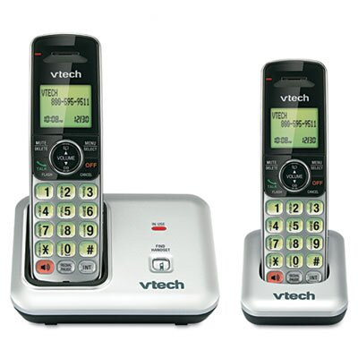 VTech Communications Cs6419-2 Two Handset Phone System