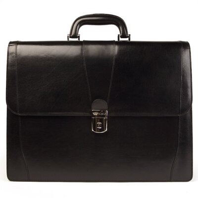 Bosca Old Leather Laptop Briefcase