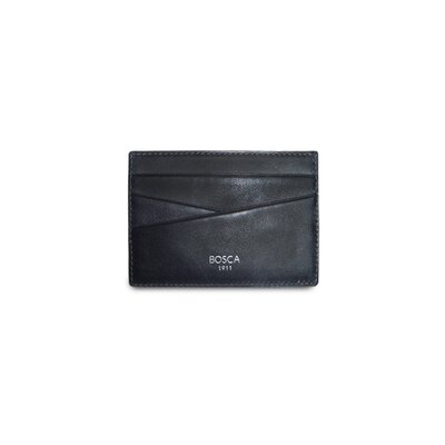 Nappa Vitello Front Pocket Wallet with Money Clip