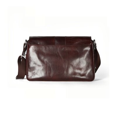 Bosca Old Leather Messenger