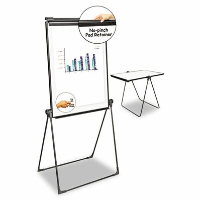 Universal Foldable Double Sided Dry Erase Easel