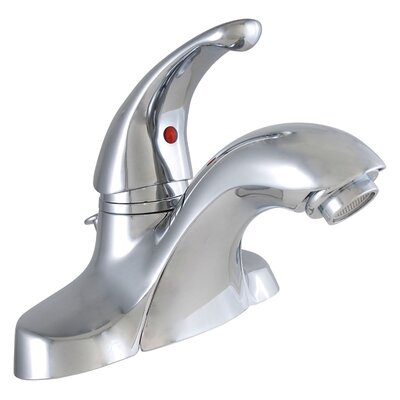 LDR Centerset Bathroom Faucet with Single Handle