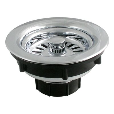 LDR Basket Strainer