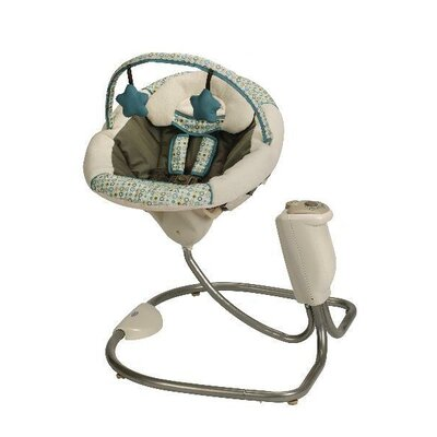 Graco Snug Ride Sweet Snuggle LX Infant Soothing Swing