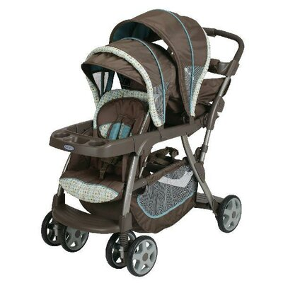 Graco Ready to Grow Duo Classic Connect LX Stroller