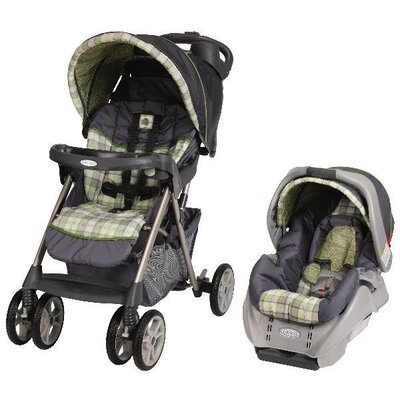 Graco Alano Classic Connect Travel System