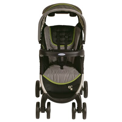 Graco FastAction Classic Connect Stroller
