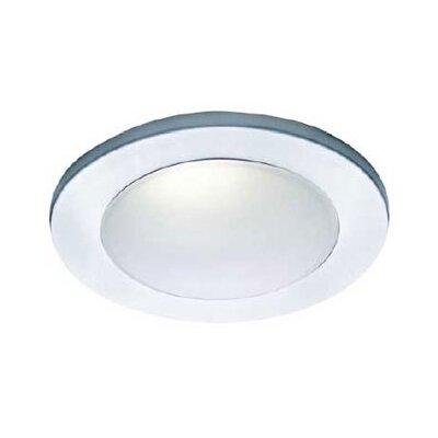 "WAC Lighting Low Voltage Drop Dish Dome 4"" Recessed Kit"