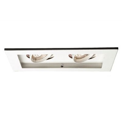 WAC Lighting Multi Spot Recessed Housing