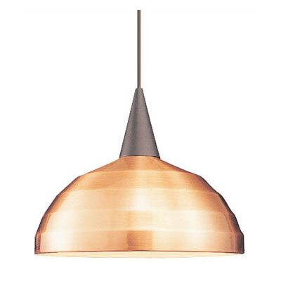 "WAC Lighting 11.5"" Industrial Bowl Pendant Shade"