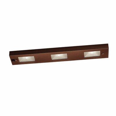 wac xenon under cabinet bar light reviews wayfair. Black Bedroom Furniture Sets. Home Design Ideas