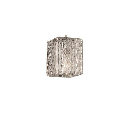WAC Lighting Allure Clear Glass Shade