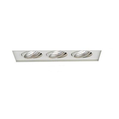Recessed Trimless Multi Spot for MT-336HS in White
