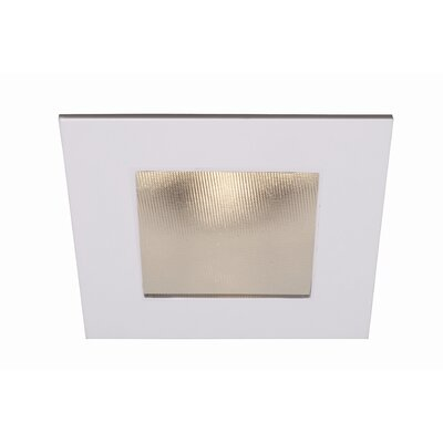 WAC Lighting LEDme SQUARE Shower Trim with Optional Housing