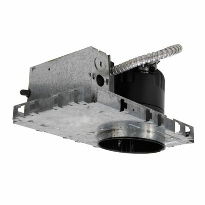 "WAC Lighting 4"" LEDme Downlight New Construction Housing"