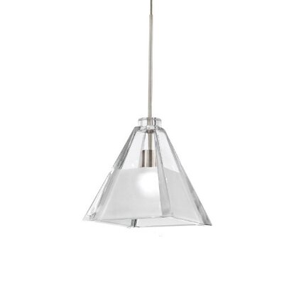 WAC Lighting European Tikal Quick Connect Monopoint Pendant