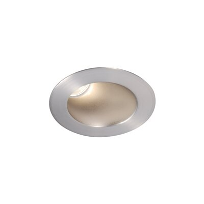 "WAC Lighting LED 3"" Recessed Downlight Adjustable Round Trim with 50 Degree Beam Angle"