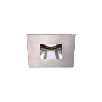 WAC Lighting Low Volt Trim Square Recessed Downlights