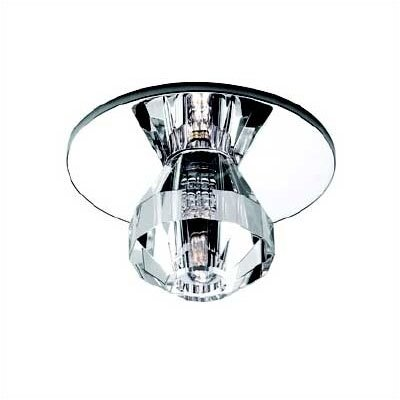 WAC Beauty Spot Cut Crystal Ball Accent Shade in Clear