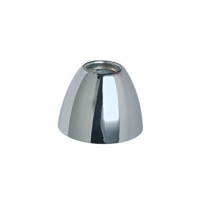 WAC Lighting Solid Shade for Monorail Quick Connect Fixtures in Chrome